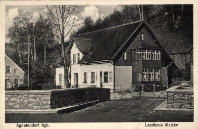 Agnetendorf, Am Herdberg 60
