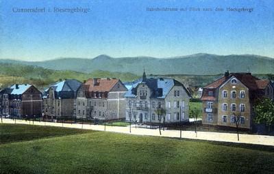 Hirschberg-Cunnersdorf, Westbahnhofstrasse