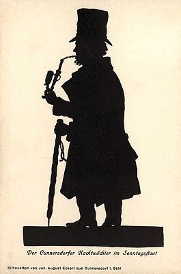 J. A. Eckert Silhouette