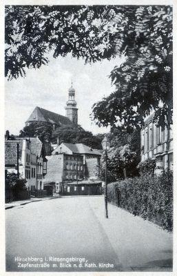 Hirschberg, Zapfenstrasse