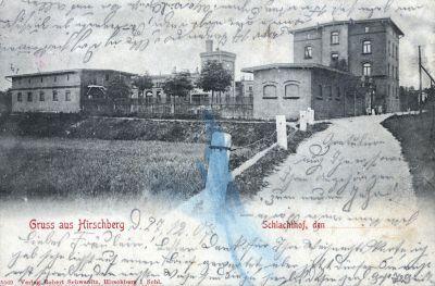 Hirschberg, Bolkenhainerstrasse 23, Schlachthof