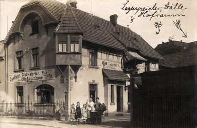 Hirschberg, Zapfenstrasse 3