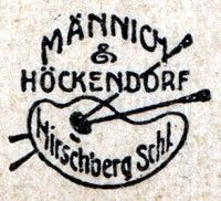 Alfred Männich & Paul Höckendorf